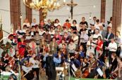 Concert du 23.05.2009 à Schwarzenbek avec le Chœur St. Michel