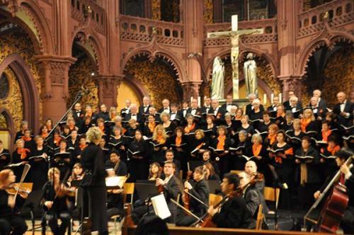Concert à Neuchâtel le 17.03.2012