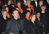 Nos solistes: Brigitte Fournier et Ruben Amoretti