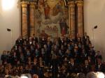 Concert Mendelssohn le 22.04.2007 à l'Eglise des Jésuites à Sion