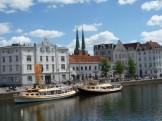 Autre vue de Lübeck