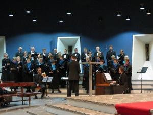 """Concert avec """"Empreinte"""" le 8 décembre 2015"""